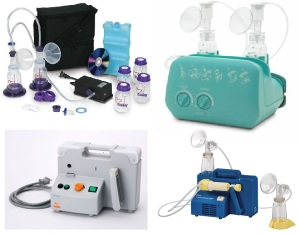 Hospital Grade Breastpumps
