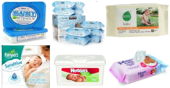 Baby Wipes can cause Diaper Rash