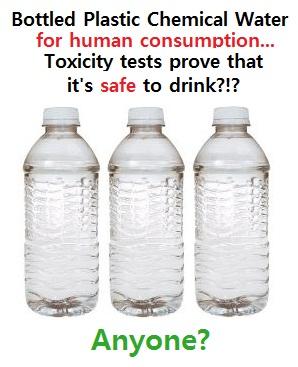 Bottled Water Tastes like Plastic