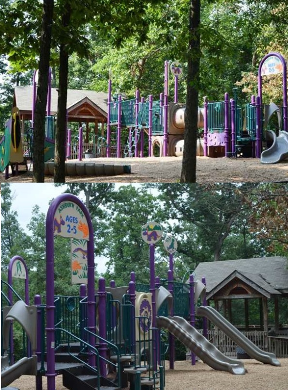 Ashburn Park Playground 2-5