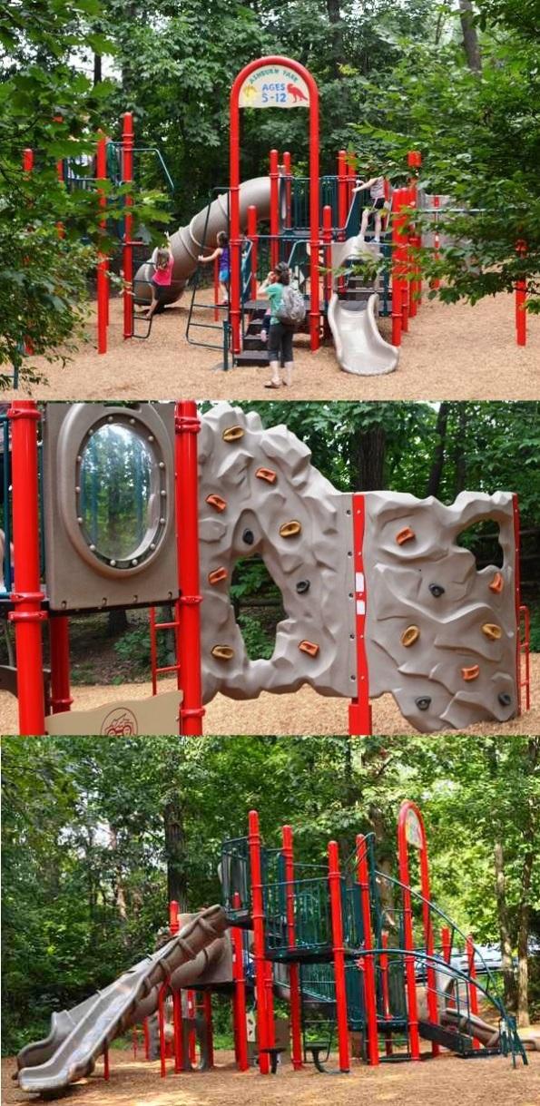 Ashburn Park Playground 5-12